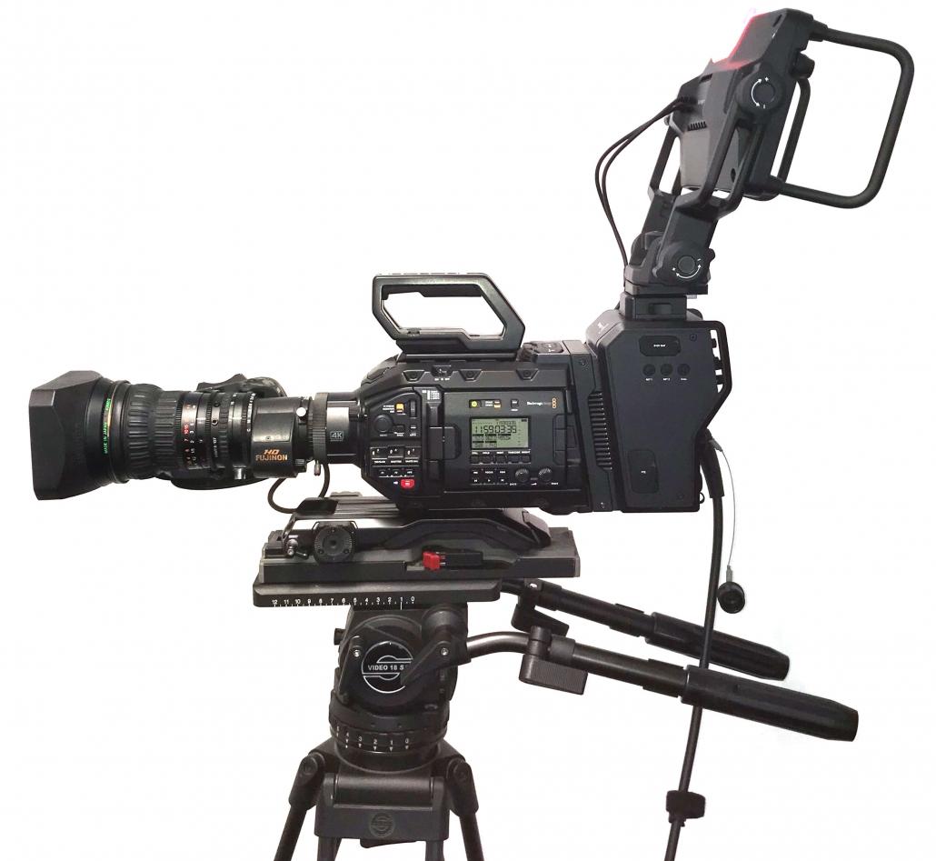 URSA Broadcast camera-avavision.eu